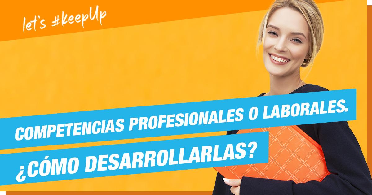 competencias laborales y profesionales