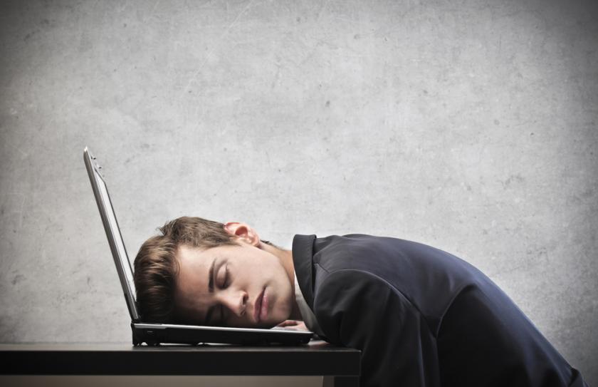 office-sleep