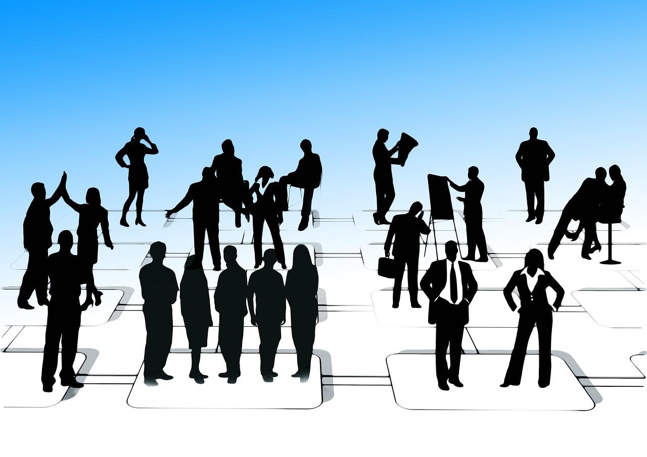organizacion departamentos empresas